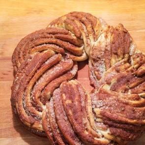Cinnamon swirl