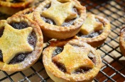 Shortbread mincepies