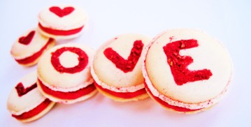 Personalised French Macaroons